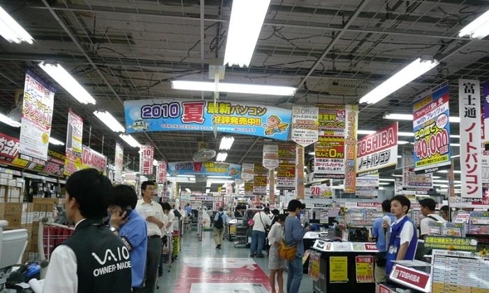【NG②】家電量販店(電気屋)のキャンペーン申込み