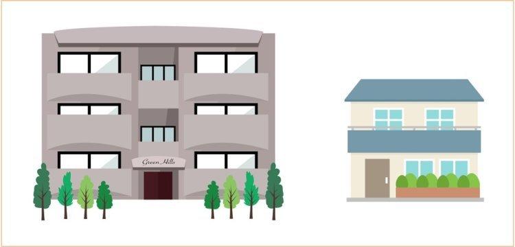 ドコモ光の工事費は建物によって差がある