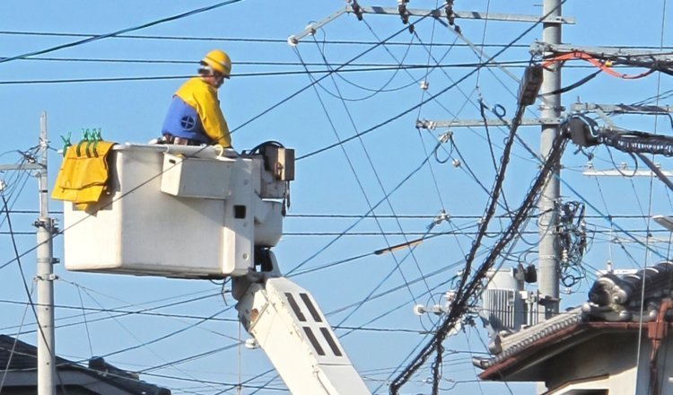 ドコモ光でWi-Fi環境を整える手順 回線工事